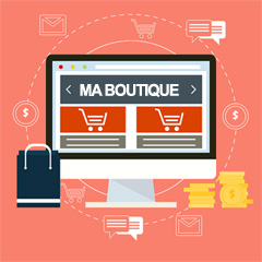 Site web E-commerce boutique